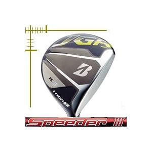 ブリヂストンゴルフ ツアーB JGR フェアウェイウッド スピーダー エボリューション 3シリーズ カスタムモデル 18年モデル|lockon