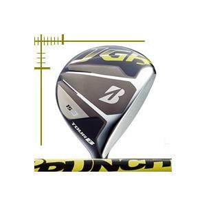 ブリヂストンゴルフ ツアーB JGR フェアウェイウッド アッタス パンチ シリーズ カスタムモデル 18年モデル|lockon