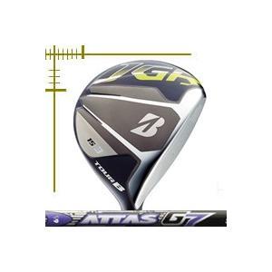 ブリヂストンゴルフ ツアーB JGR フェアウェイウッド アッタス G7 シリーズ カスタムモデル 18年モデル|lockon