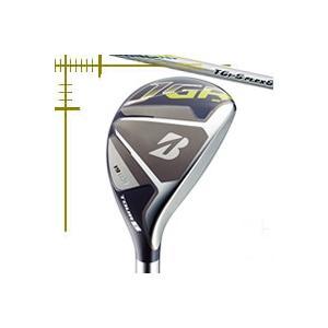 ブリヂストンゴルフ ツアーB JGR ユーティリティ TG1-HYカーボンシャフト 18年モデル|lockon