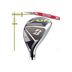 ブリヂストンゴルフ ツアーB JGR ユーティリティ NSプロ モーダス3 105スチールシャフト 18年モデル|lockon