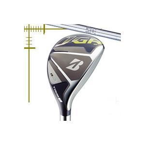 ブリヂストンゴルフ ツアーB JGR ユーティリティ NS950スチールシャフト 18年モデル|lockon