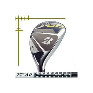 ブリヂストンゴルフ ツアーB JGR ユーティリティ ツアーAD カーボンシリーズ カスタムモデル 18年モデル lockon