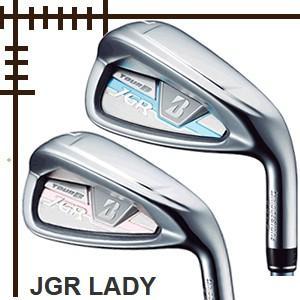 ブリヂストンゴルフ ツアーB JGR レディス ブルー アイアン 単品 AW AIR SPEEDER Lカーボンシャフト 18年モデル lockon