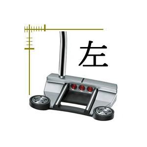 レフティ スコッティキャメロン フューチュラ パター 6M 日本仕様 17年モデル|lockon
