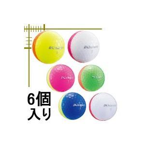キャスコ キラライン ボール 6個入り|lockon