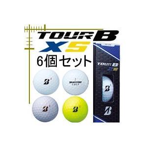 ブリヂストンゴルフ ツアー B XS ボール 18年モデル 6個販売|lockon
