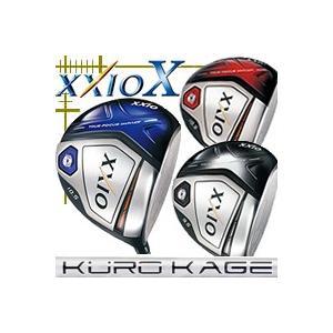 先行予約 ダンロップ ゼクシオ10 テン ドライバー クロカゲ XTシリーズ カスタムモデル|lockon