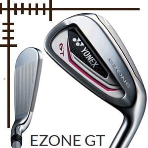 ヨネックス イーゾーン GT ウイメンズ アイアン 単品 AW SW REXIS for EZONE GTカーボンシャフト 18年モデル|lockon