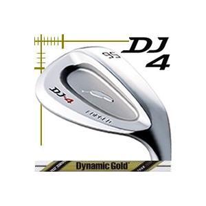 フォーティーン DJ-4 ウエッジ ダイナミックゴールド ツアーイシューシリーズ カスタムモデル lockon