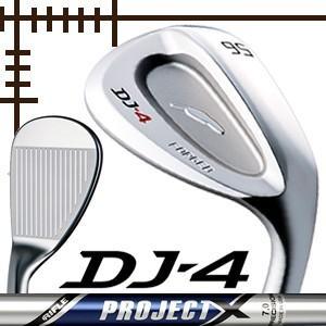 フォーティーン DJ-4 ウエッジ プロジェクトX シリーズ カスタムモデル lockon