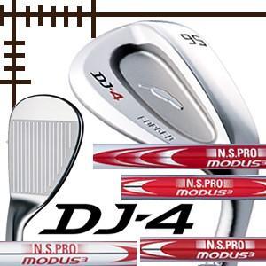 フォーティーン DJ-4 ウエッジ NSプロ モーダス3 シリーズ カスタムモデル lockon