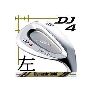 レフティ フォーティーン DJ-4 ウエッジ ダイナミックゴールド ツアーイシューシリーズ カスタムモデル lockon