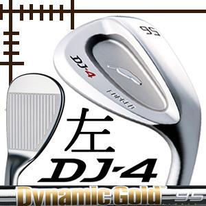 レフティ フォーティーン DJ-4 ウエッジ NEW ダイナミックゴールド シリーズ カスタムモデル lockon