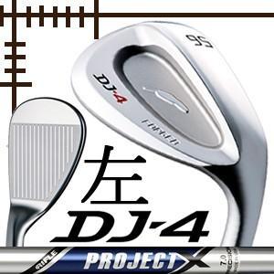 レフティ フォーティーン DJ-4 ウエッジ プロジェクトX シリーズ カスタムモデル lockon