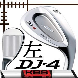 レフティ フォーティーン DJ-4 ウエッジ KBSツアー シリーズ カスタムモデル lockon