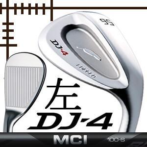 レフティ フォーティーン DJ-4 ウエッジ フジクラ MCIブラックシリーズ カスタムモデル lockon