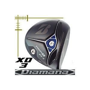 ●可変式・460CC・XD-3モデル●ディアマナDF・黒シリーズの伝統である振りぬきの良さがスイング...