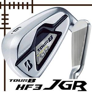 ブリヂストンゴルフ ツアーB HF3 アイアン 単品 5番 TOUR AD for JGR TG2-IR カーボンシャフト 19年モデル|lockon