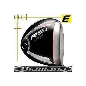 プロギア RS E ドライバー ディアマナ DFシリーズ カスタムモデル 19年モデル