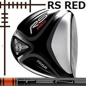 ●ヘッドを加速させて飛ばす軽量設計RS・REDモデル(460CC・フェース角-1度)・バック側にウェ...