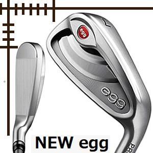 プロギア NEW egg アイアン 単品 6番 オリジナルカーボンシャフト 19年モデル|lockon