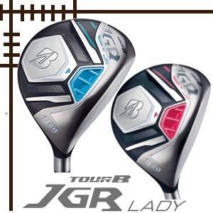 ブリヂストンゴルフ ツアーB JGR レディス フェアウェイウッド AIR SPEEDER JGRカーボンシャフト 19年モデル lockon