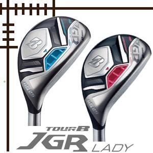 ブリヂストンゴルフ ツアーB JGR レディス ユーティリティ AIR SPEEDER JGRカーボンシャフト 19年モデル|lockon