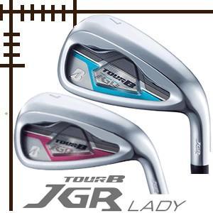 ブリヂストンゴルフ ツアーB JGR レディス アイアン 単品 AW AIR SPEEDER JGRカーボンシャフト 19年モデル|lockon