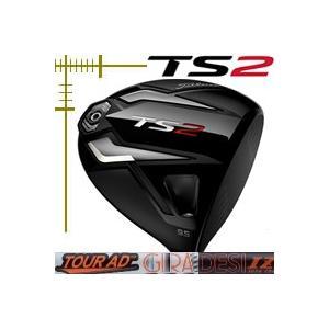 タイトリスト TS2 ドライバー ツアーAD IZシリーズ カスタムモデル 日本仕様 19年モデル