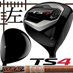 レフティ タイトリスト TS4 ドライバー ツアーAD DIシリーズ カスタムモデル 日本仕様 19年 数量限定モデル|lockon