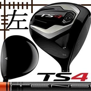 レフティ タイトリスト TS4 ドライバー テンセイ プロオレンジシリーズ カスタムモデル 日本仕様 19年 数量限定モデル|lockon