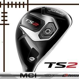 タイトリスト TS2 ユーティリティ フジクラ MCI100 カーボンシリーズ カスタムモデル 日本仕様 19年モデル|lockon
