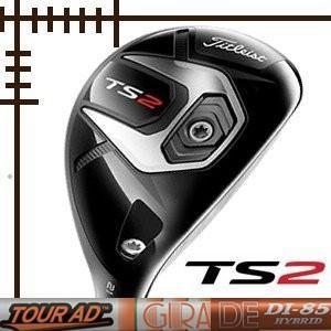 タイトリスト TS2 ユーティリティ ツアーAD DIハイブリッドシリーズ カスタムモデル 日本仕様 19年モデル|lockon