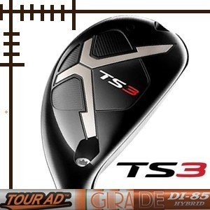 タイトリスト TS3 ユーティリティ ツアーAD DIハイブリッドシリーズ カスタムモデル 日本仕様 19年モデル|lockon