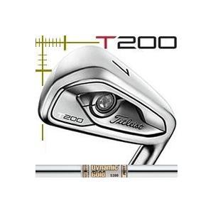 タイトリスト T200 アイアン 単品 4番 5番 ダイナミックゴールド AMTシリーズ カスタムモデル 日本仕様 19年モデル|lockon