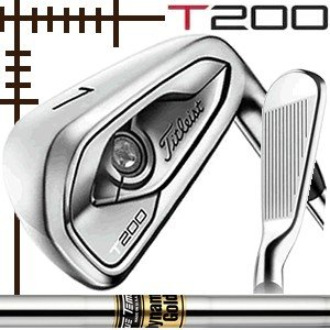 タイトリスト T200 アイアン 単品 4番 5番 ダイナミックゴールド シリーズ カスタムモデル 日本仕様 19年モデル|lockon