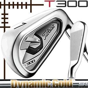 タイトリスト T300 アイアン 単品 4番 5番 NEWダイナミックゴールド シリーズ カスタムモデル 日本仕様 19年モデル|lockon