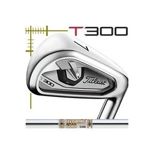 タイトリスト T300 アイアン 単品 4番 5番 ダイナミックゴールド AMTシリーズ カスタムモデル 日本仕様 19年モデル|lockon