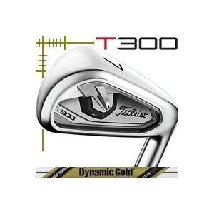 タイトリスト T300 アイアン 単品 4番 5番 ダイナミックゴールド ツアーイシューシリーズ カスタムモデル 日本仕様 19年モデル|lockon