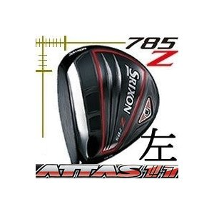 レフティ ダンロップ スリクソン Z785 ドライバー アッタス11(ジャック) シリーズ カスタムモデル lockon