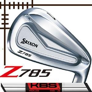 ダンロップ スリクソン Z785 アイアン 単品 3番 4番 KBSツアー シリーズ カスタムモデル