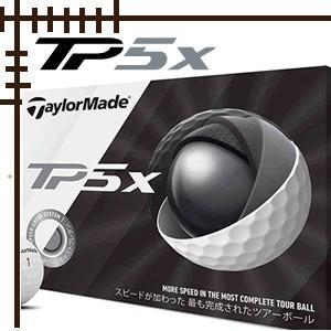 テーラーメイド TP5X ボール 19年モデル 日本仕様|lockon