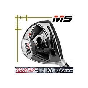 テーラーメイド M5 フェアウェイウッド ツアーAD XCシリーズ カスタムモデル 日本仕様 19年モデル lockon