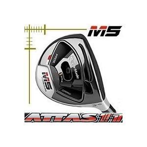 テーラーメイド M5 フェアウェイウッド アッタス11(ジャック) シリーズ カスタムモデル 日本仕様 19年モデル lockon