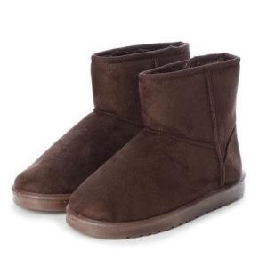 SFW サンエープラスフェミニン AAA+ feminine ふわっふわのボアが暖かくて快適な履き心地♪軽くて歩きやすいムートンブーツ 3519 ダの商品画像|ナビ