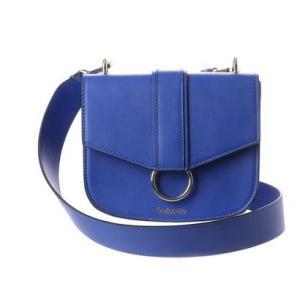 &シュエット ラウンドショルダーバッグ(ブルー)|locondo-shopping