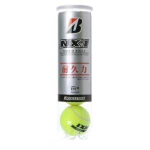 ブリヂストン BRIDGESTONE 硬式テニスボール NX1 BBANX1
