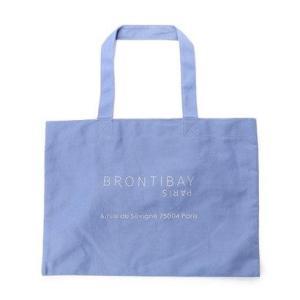 ブロンティベイパリス BRONTIBAYPARIS エコバッグ (インディゴ)|ブランド公式 LOCOMALL ロコモール