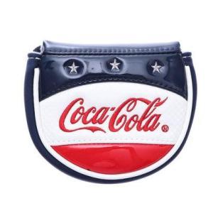 コカコーラ Coca-Cola メンズ ゴルフ パターカバー 0216273418